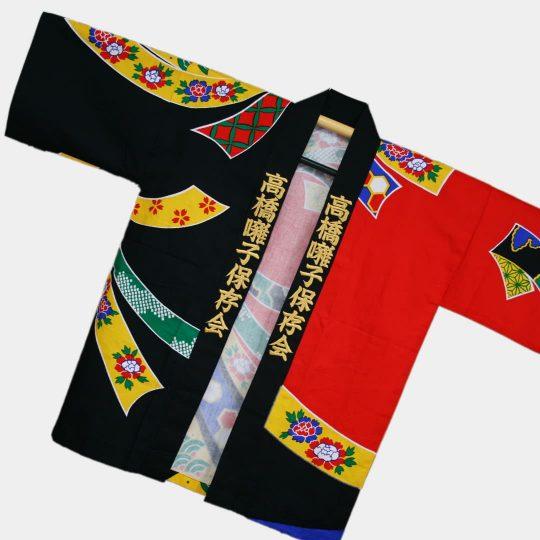 祭り刺繍-オリジナル-