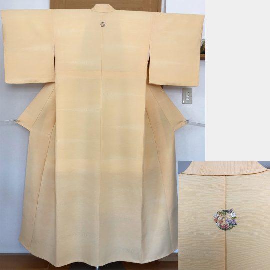 大阪府 お洒落紋 着物刺繍