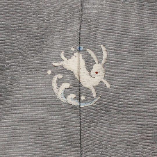 神奈川県 お洒落紋 着物刺繍