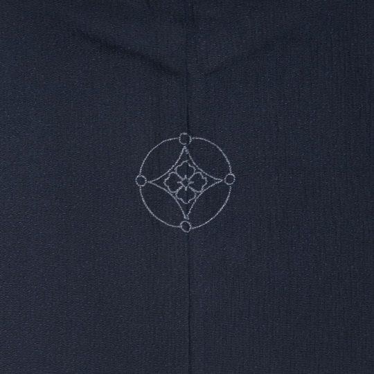 京都府 家紋 着物刺繍